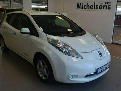begagnad Nissan Leaf 30 kWh 109 hk