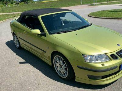 begagnad Saab 9-3 Cabriolet