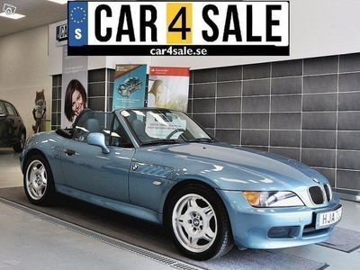 begagnad BMW Z3 1.8 (115hk) PEDANT - Samlarbil