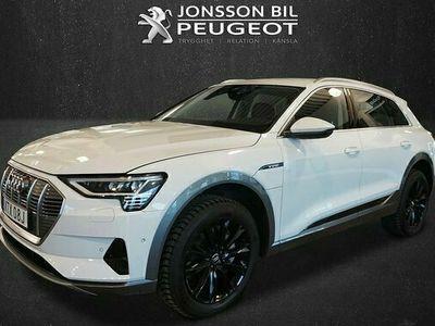 begagnad Audi E-Tron e-tron quattro - 50 quattro 2020, Personbil Pris 639 900 kr