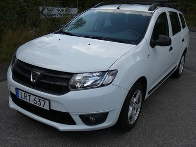 used Dacia Logan MCV 0.9 TCe 90hk / 5200 Mil