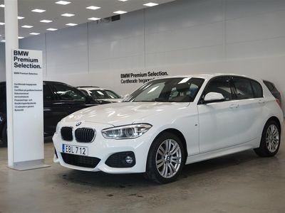 begagnad BMW 118 i 5d Advantage LED PDC