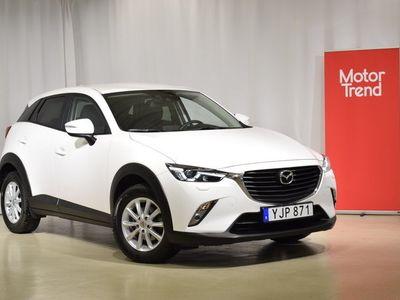 begagnad Mazda CX-3 2.0 SKYACTIV-G Automat S+V-hjul