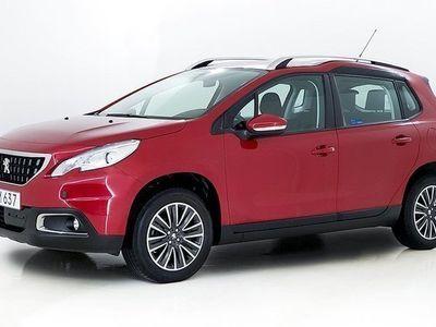 begagnad Peugeot 104 2008 Active PureTech 2017, SUV900 kr