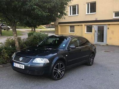 begagnad VW Passat 1.8