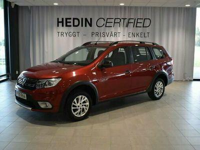 begagnad Dacia Logan MCV Stepway 2020, Kombi Pris 119 900 kr