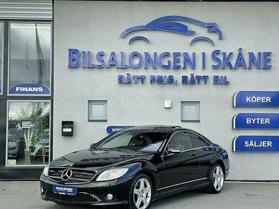 begagnad Mercedes 500 CL BenzCoupé 7G-Tronic 2007, Personbil Pris 169 900 kr