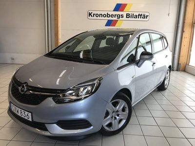 usado Opel Zafira Tourer 1,4T 2016, SUV 209 900 kr