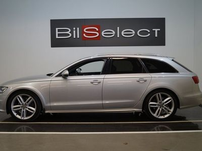 begagnad Audi A6 Allroad quattro 3.0 TDI LEASEBAR 204hk