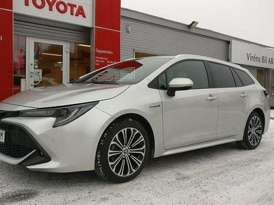 begagnad Toyota Corolla 1,8 Elhybrid TS Style Teknikpa