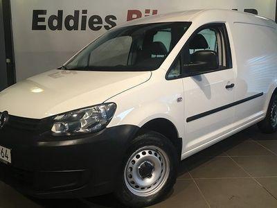 begagnad VW Caddy Maxi Life Caddy 1.6 TDI Maxi Komfort Värmare Drag.k 2014, Personbil 99 900 kr