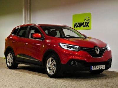 begagnad Renault Kadjar Kadjar1.2 TCe Navi Aut S&V R-link