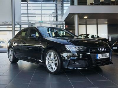 begagnad Audi A4 2.0 TFSI Quattro S - Line Sedan