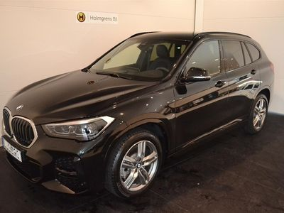 begagnad BMW X1 xDrive20d M-Sport / Navi (Kampanj) -20