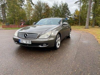 begagnad Mercedes CLS350 -05