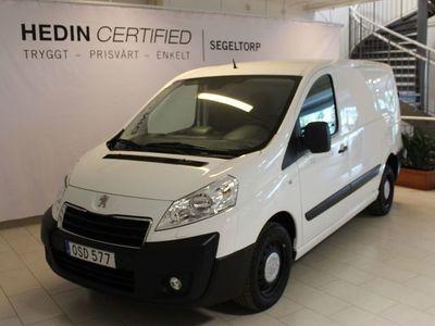 begagnad Peugeot Expert 1,6 HDI Skåp 90hk S+V-hjul