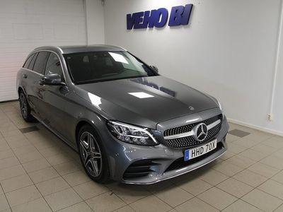 begagnad Mercedes C220 d 4-Matic Kombi AMG Drag