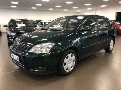 begagnad Toyota Corolla 1,6 VVT-i AUTOMAT 2002, Halvkombi 39 900 kr