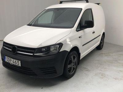 begagnad VW Caddy 2.0 TDI Skåp (102hk)
