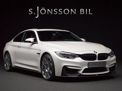 begagnad BMW M4 Competition