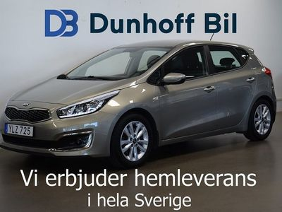 begagnad Kia cee'd 1.4 Special Edition 2017, Halvkombi 99 900 kr