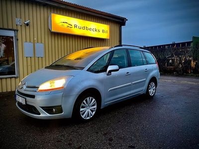begagnad Citroën Grand C4 Picasso 2.0 HDiF, 7-sits, Panorama, Auto