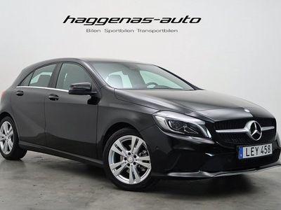 begagnad Mercedes 200 Benz A CDI 4MATIC EU6 NAVI 2016, Personbil 208 900 kr