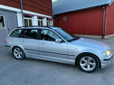 begagnad BMW 320 i Touring 170hk automat 19.000:-