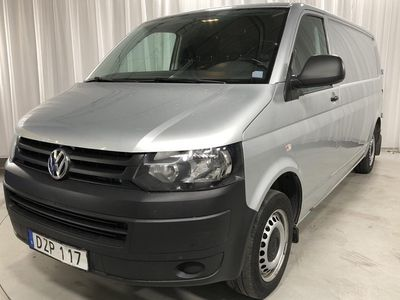 used VW Transporter T5 2.0 TDI (140hk)