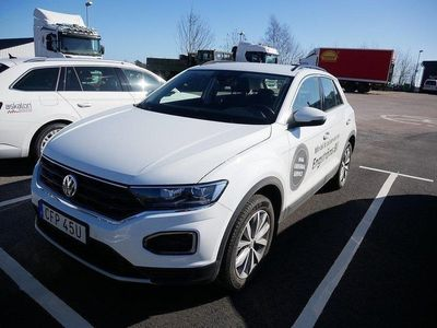 begagnad VW T-Roc PB 4MOTION 2.0 TDI