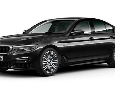 brugt BMW 530 i xDrive Sedan M Sport Connected *Inkl nya v-hjul*