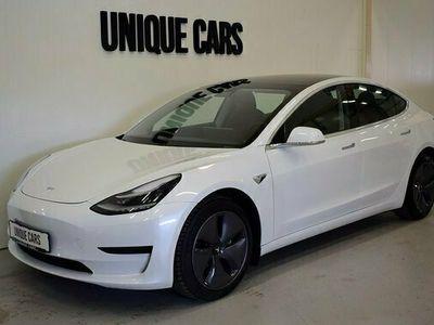 begagnad Tesla Model 3 Standard Range Plus Autopilot 2020, Halvkombi Pris 479 900 kr