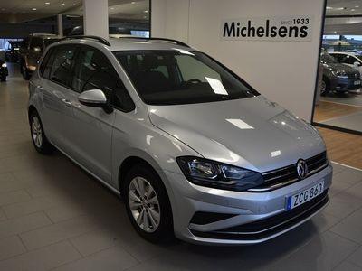 begagnad VW Golf Sportsvan 1.0 TSI 110