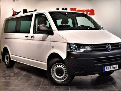 begagnad VW Caravelle 2.0 TDI Auto Trendline 9-sits GPS M-värme 2015, Personbil 179 900 kr