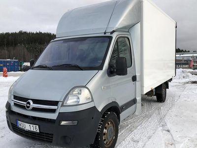 begagnad Opel Movano 2.5 CDTI Pickup