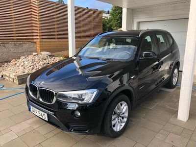 begagnad BMW X3 xDrive20d EU6 / Drag och Dieselvärmare