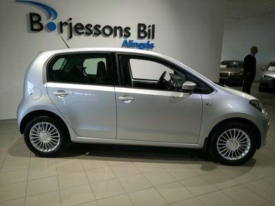 begagnad VW up! up! 75HK HighDrive pkt