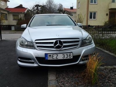 begagnad Mercedes C220 sedan -12