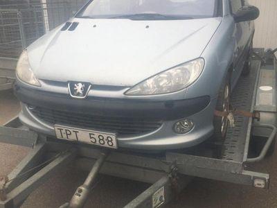 begagnad Peugeot 206 3-dörrar GTi