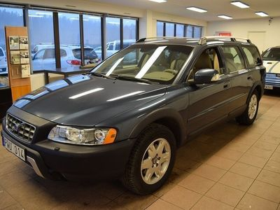 used Volvo XC70 D5 AWD Geartronic Summum 185hk Gps