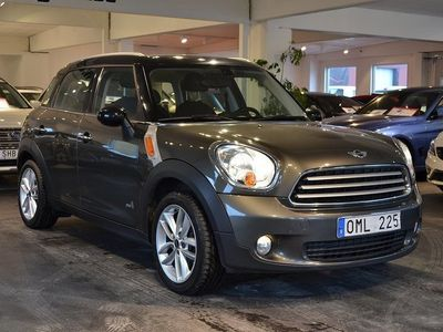 begagnad Mini Cooper D Countryman ALL4 Aut Chili 111hk -13
