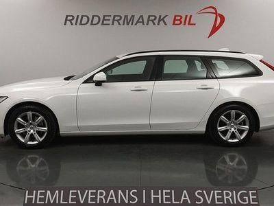 begagnad Volvo V90 D4 AWD Eu6 190hk Voc|D-värm
