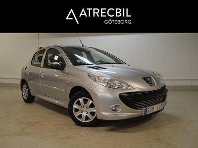begagnad Peugeot 206+ 1.4 Halvkombi,Ny kamrem