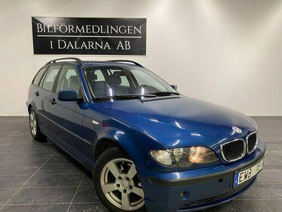 begagnad BMW 316 i Touring Automat 116hk
