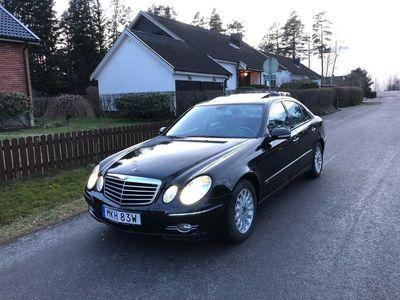begagnad Mercedes E320 Avantgarde Taklucka GPS DRAG