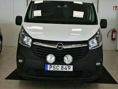 begagnad Opel Vivaro 1.6 CDTI 2016, Transportbil Pris 149 900 kr