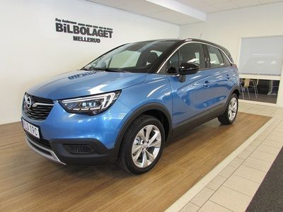 begagnad Opel Crossland X Dynamic 1.2 Turbo 110hk Aut. Demobil