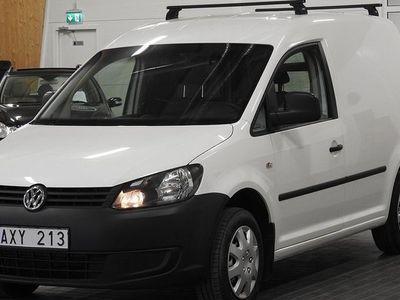 begagnad VW Caddy Panel Van 1.6 TDI 102hk