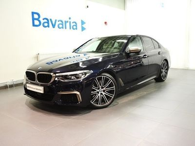 begagnad BMW M550 d xDrive Sedan Ultimate Edition