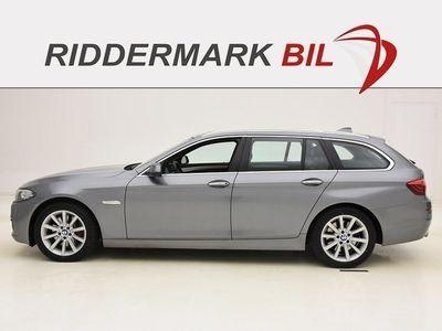 begagnad BMW 535 d xDrive Touring Eu6 Skinn Panorama Välutr 2014, Personbil 289 900 kr